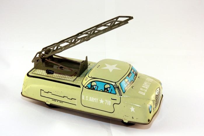 Lanciamissili 710 - 1960