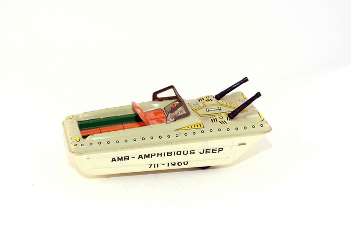 Anfibio 711 - 1960