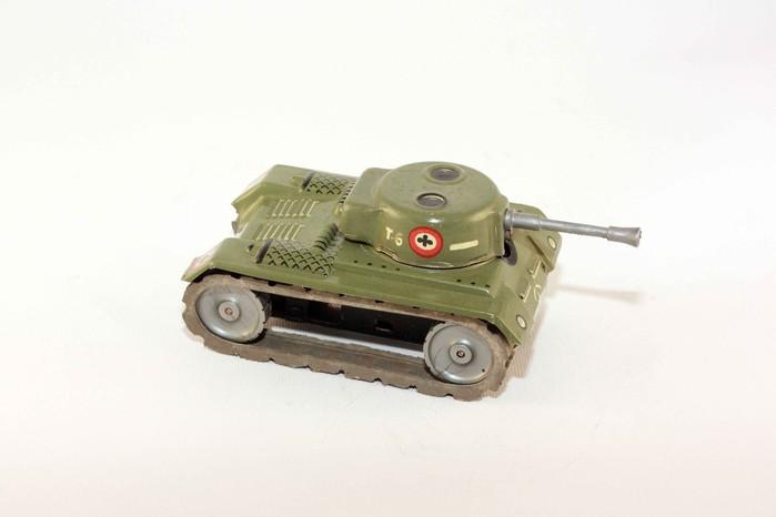 Carro armato 760 T6 - 1950
