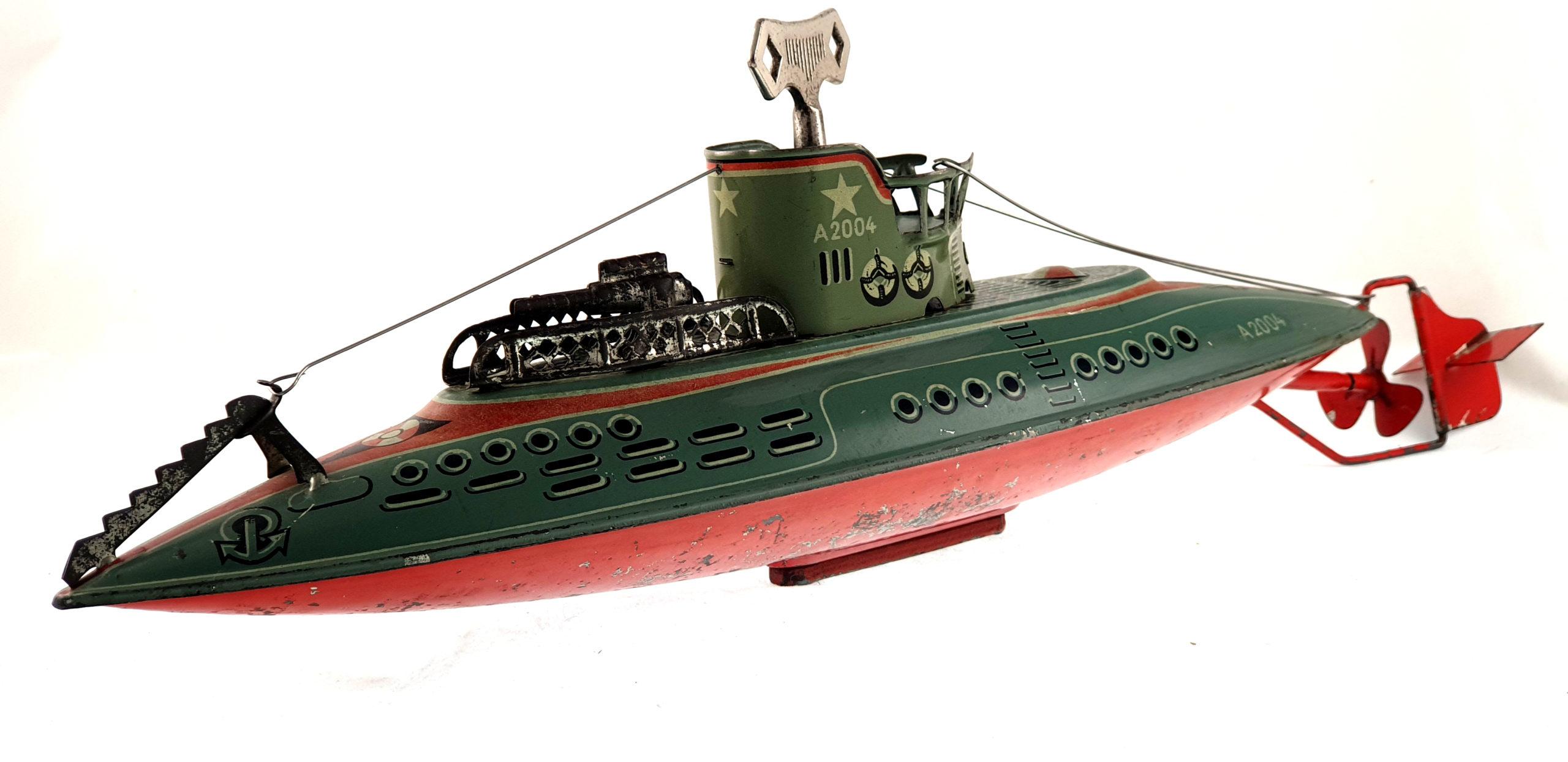 Sottomarino A 2004