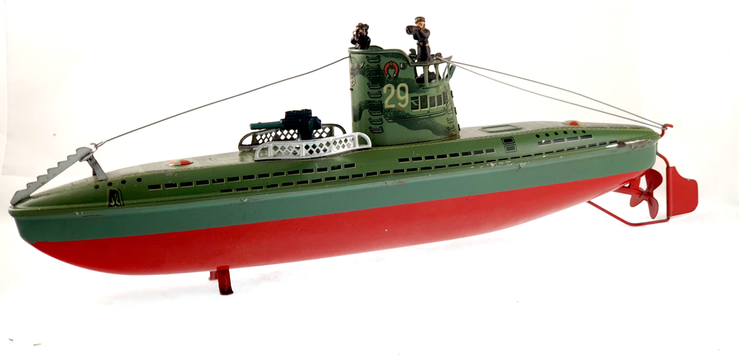 Sottomarino 2005 - 1938