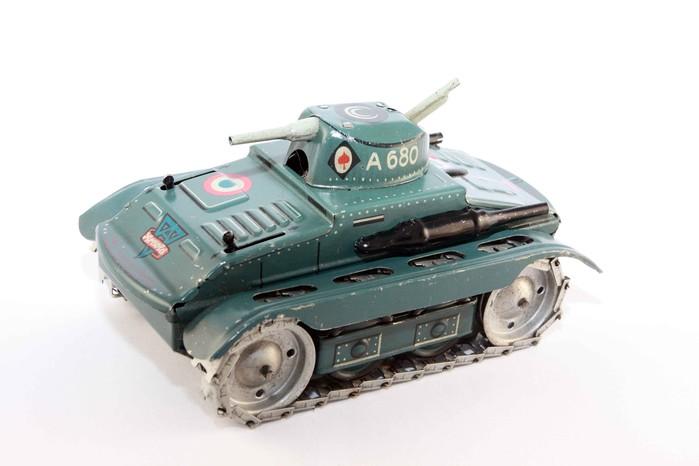 Carro Armato A 680 - 1950