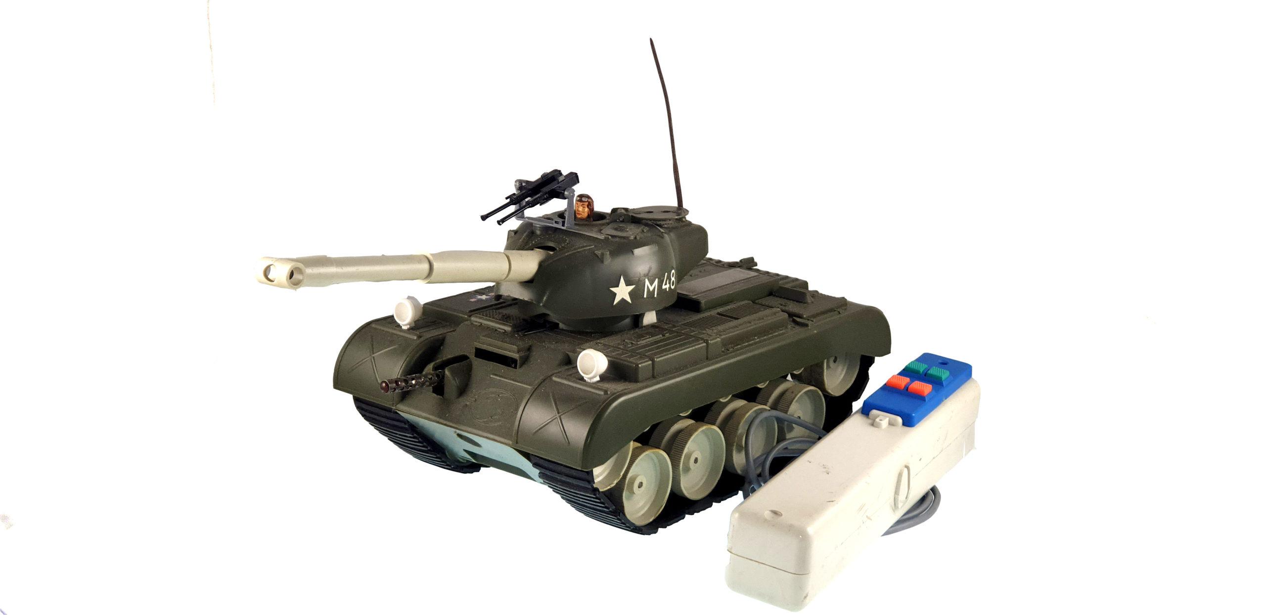Carro armato 9952 - a batterie