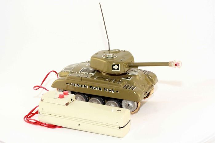 Carro armato 982 a batterie