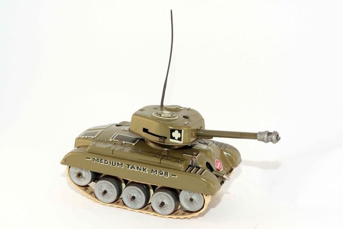 Carro armato M98