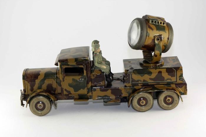 Camion con riflettore 178 - 1930