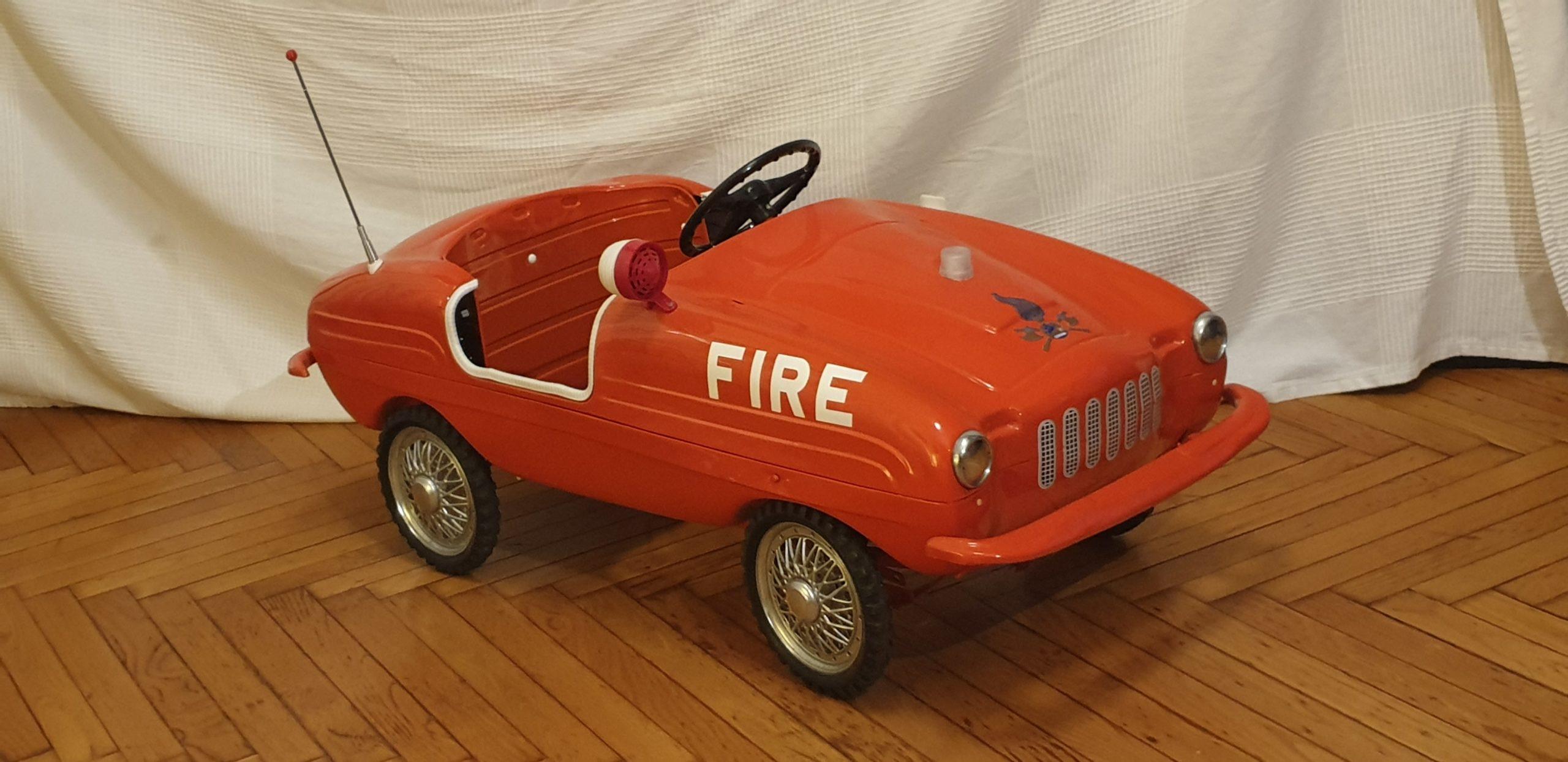 Giordani Auto Sport Pompieri FIRE