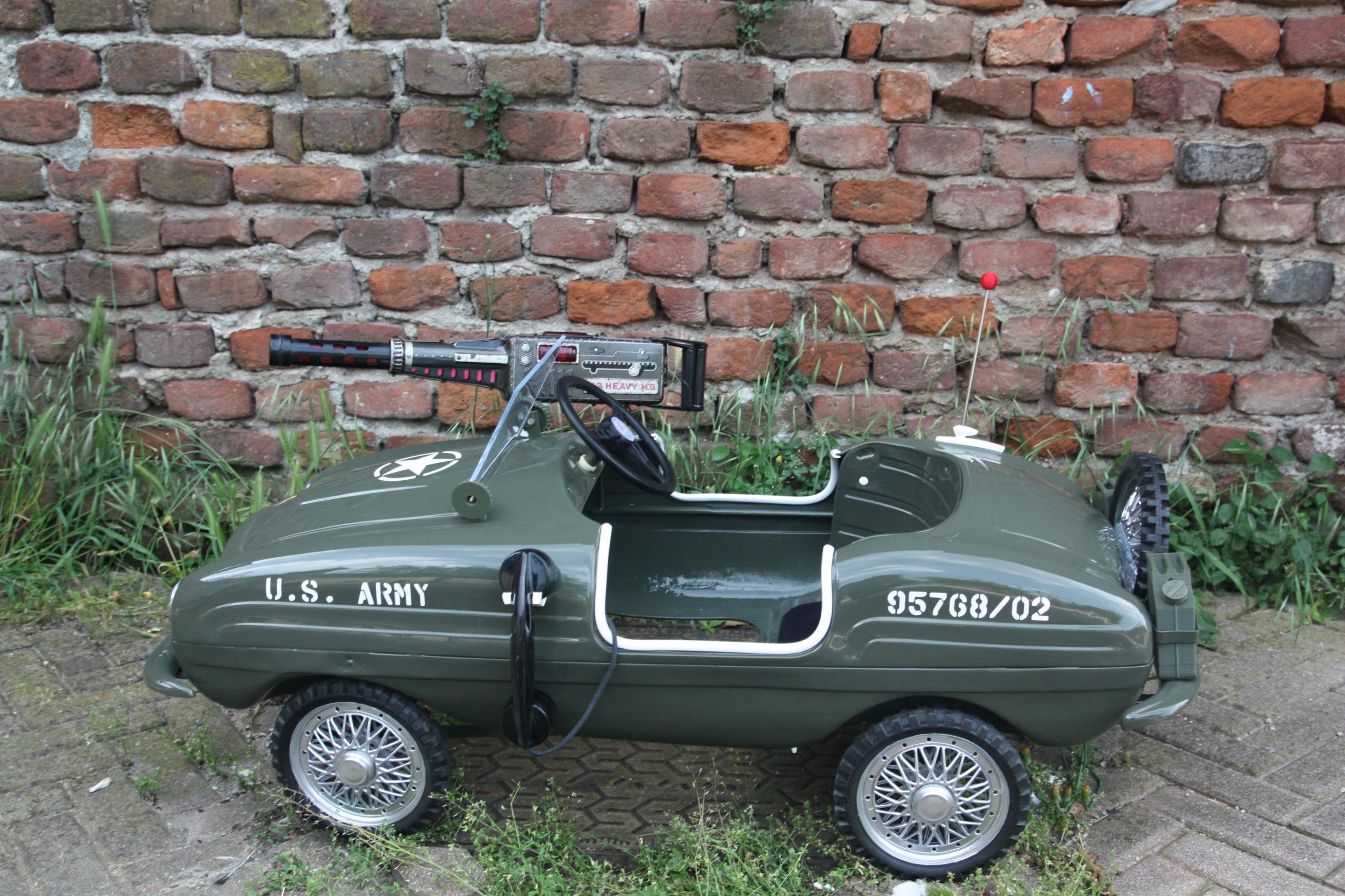 Giordani Auto militare U.S ARMY