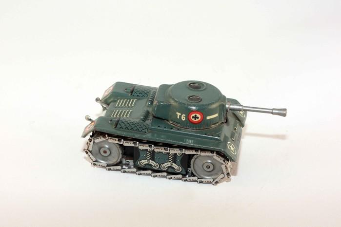 Carro armato 770 T6 - 1950
