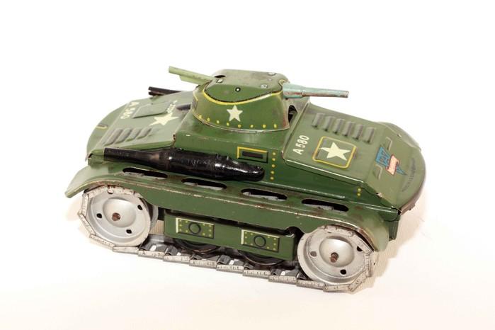 Carro Armato A 580 - 1950
