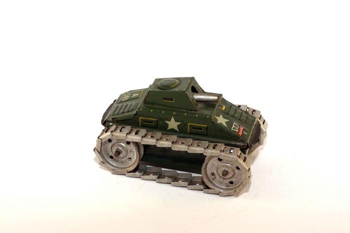 Carro Armato A 585 - 1950