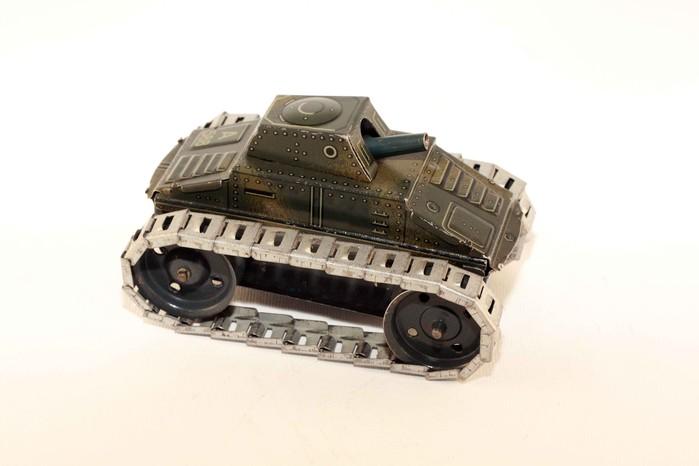 Carro Armato A 588 - 1950