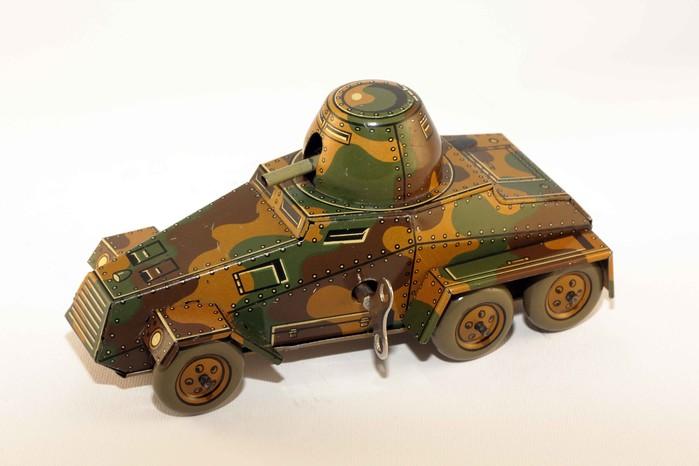 Autoblindo K-343  -  1939