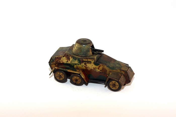 Autoblindo K-347  -  1939
