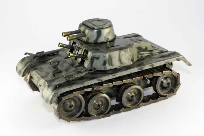 Carro armato 414 - 1949