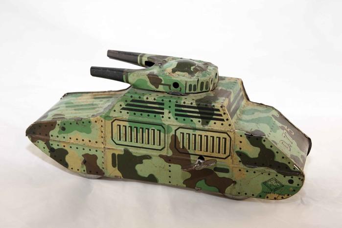 Carro armato D.755 - 1935