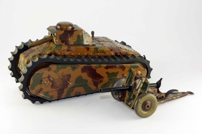 Carro armato 200 - 1930