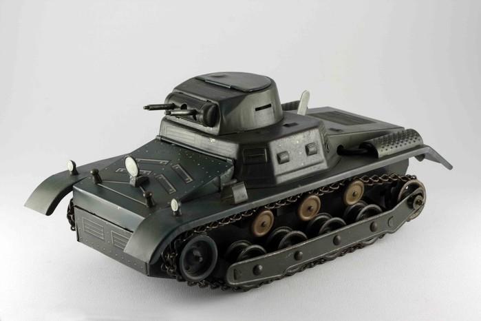 Carro armato 100 colpi 207 - 1930